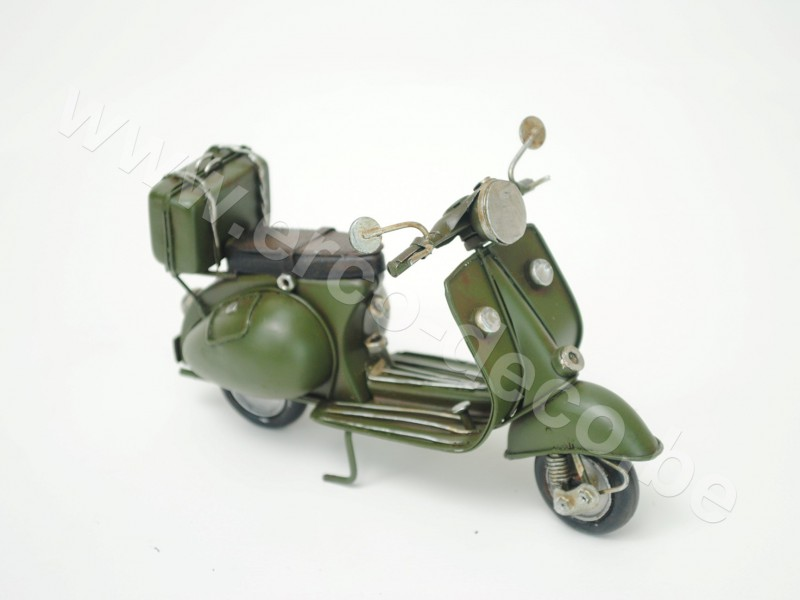 scooter leger groen